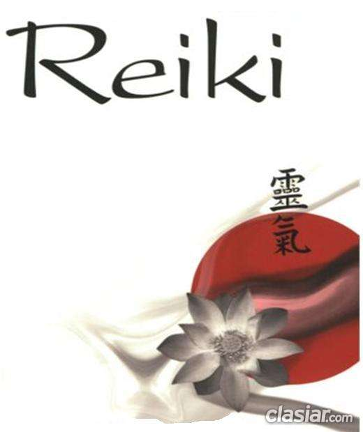 Maestra de reiki usui japonés.