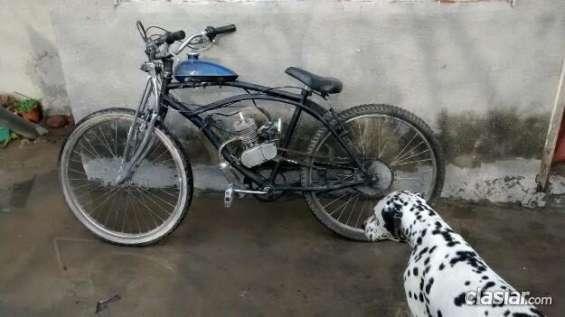 Esta es una oportunidad bici moto 1600 poco uso.