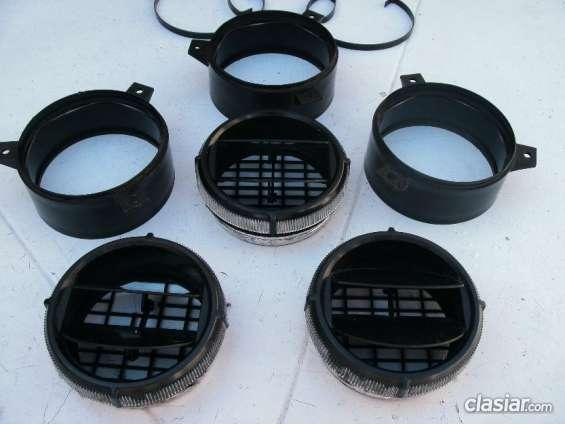Para coleccionistas bocas de ventilacion direccional de torino para entendidos.