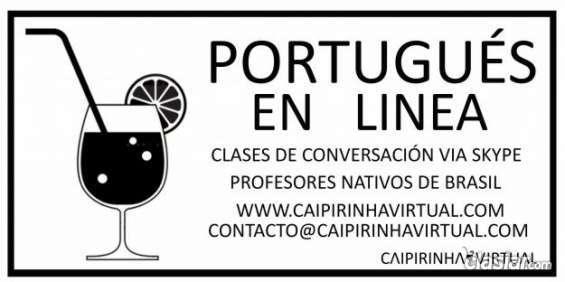 Ofrezco urgente clases de portugués en linea el precio mas bajo