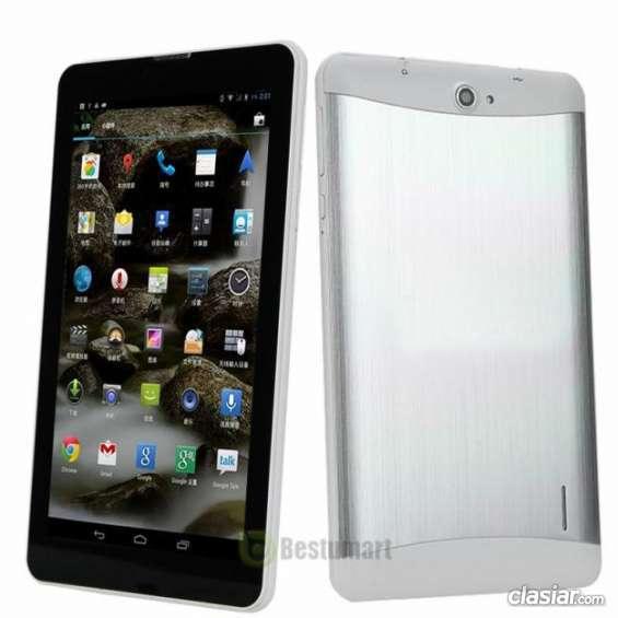 Se ofrece tablet 3g celular android doble camarita ya!!!!!!!!!!!