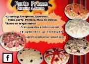 Vendo!!! catering pizza party zona sur escucho ofertas!