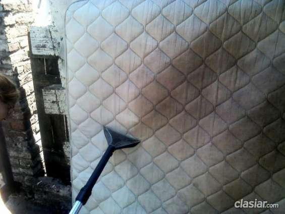 Al mejor precio del mercado limpieza de colchones, alfombras, cortinas y todo tipo de tapizados escucho propuestas.