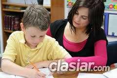 Profesora particular-clase indiv.todas las materias primarias.$85 hr.cf