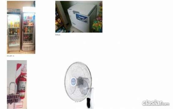 Consulta por heladeras, freezer para comercio buen barrio.