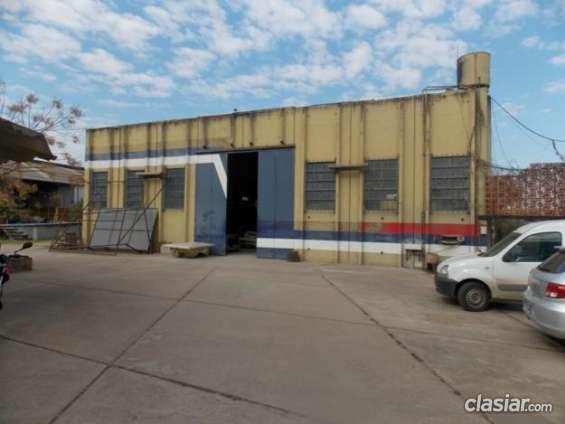Vendo barato planta industrial galpon super oferta.