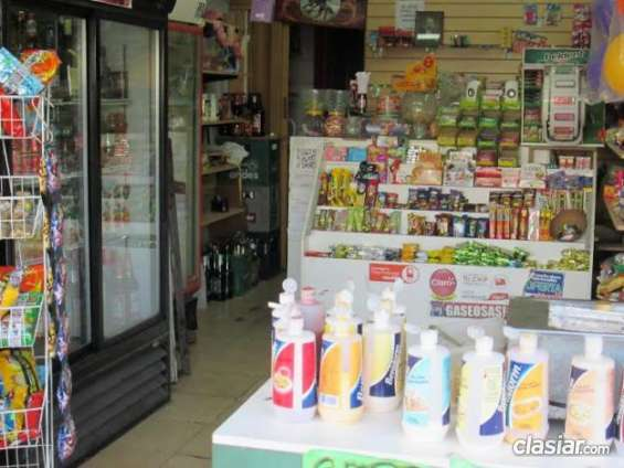Escucho oferta vendo fondo de comercio maxikiosco en la unica peatonal de castelar recientemente inagurada acepto permuta.