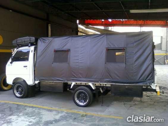 Excelente camioneta hei-bao pick up