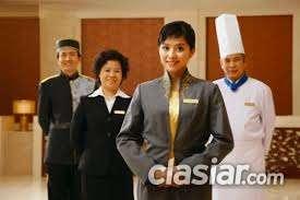 Inglés para gastronomía, hotelería y turismo