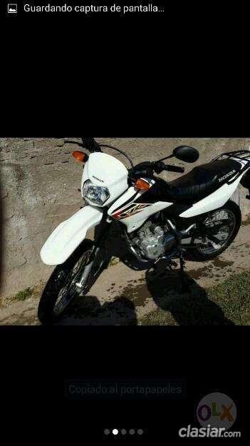 Vendo o permuto¡¡ moto honda xr 2013 buen precio!