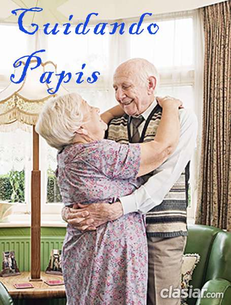 Asistentes geriátricos para el adulto mayor / anciano a domicilio - empresas y particulare