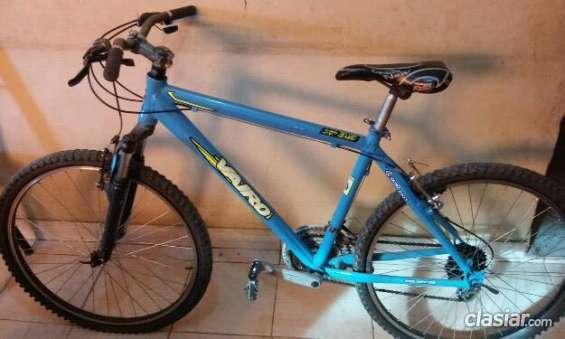 Vendo barato bicicleta vairo xr 3.5 aluminio excelente auto.