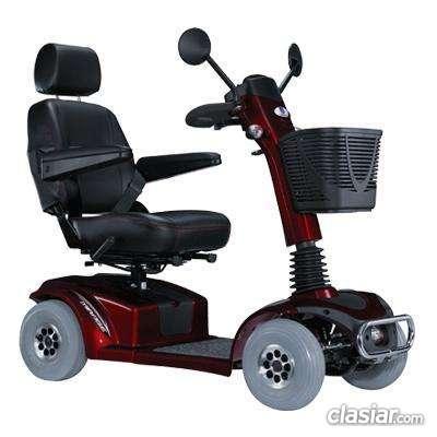Vendo scooter de 4 ruedas motorizado para discapacitado