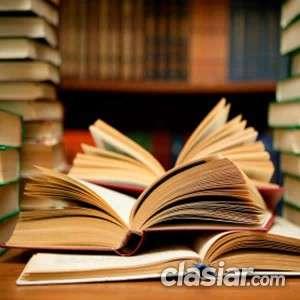 Terciarios y carreras de grado: clases a domicilio.