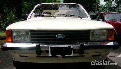Ya vendo auto ford taunus mod 1981 sin detalles.