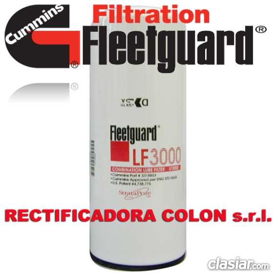 Rectificadora colon: filtros para combustible fleetguard 4267-4443