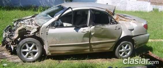 Compro autos en cualquier estado con o sin deudas de patentes o multas resuelvo en el dia