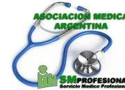 EVENTOS: MÉDICOS Y AMBULANCIAS 4774-5878