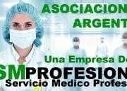 MÉDICOS PARA PRE PAGAS ( ATENCIÓN DOMICILIARIA ) 4774-5878