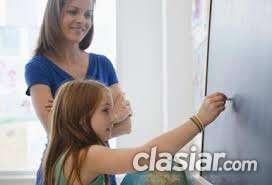 Caligrafia/ortografia/comprension de textos /niños/n.primario/$80 hr individ./cf/