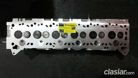 Fotos de Reparacion de tapas de cilindros rajadas 1