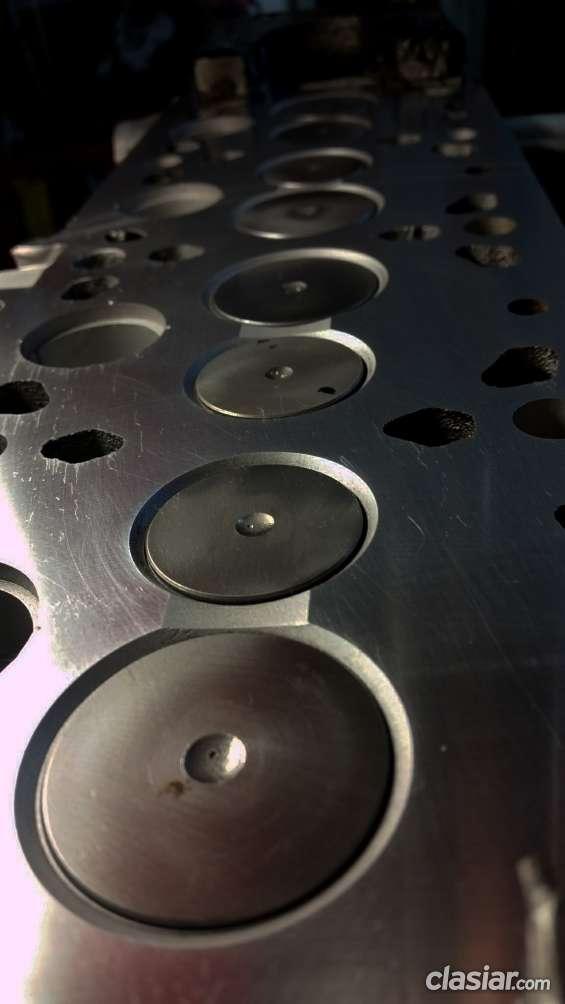 Fotos de Reparacion de tapas de cilindros rajadas 4