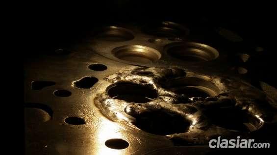 Fotos de Reparacion de tapas de cilindros rajadas 3