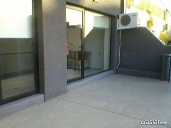 Estoy vendiendo 2 ambientes 82 m2 balcon y terraza