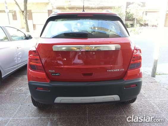 Chevrolet tracker ltz 0km automatico