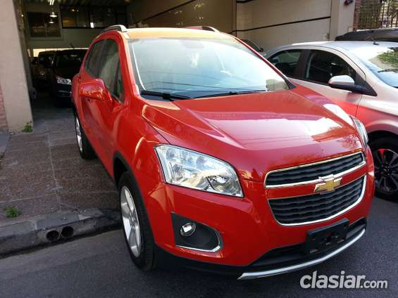 Chevrolet tracker ltz 0km automatico - 2