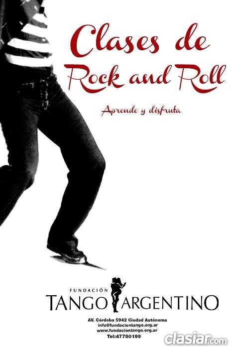 Clases de rock and roll en palermo