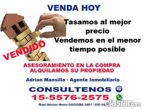 Tase su casa belgrano r, palermo, barrio norte tfno 15-5576-2575
