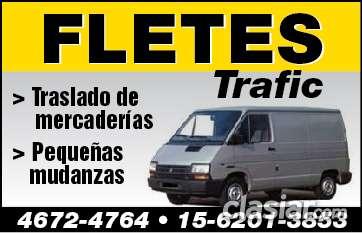 Fletes liniers 4672-4764 repartos. mudanzas. traslados