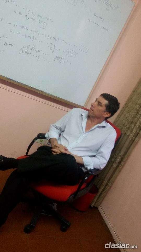 Aprendé :inglés; matemáticas, física y todas tus materias en avellaneda!