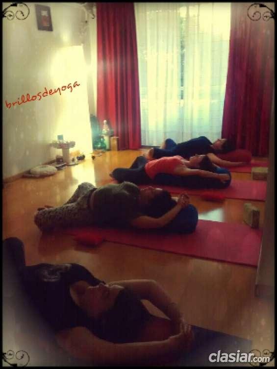 Yoga terapia em paternal