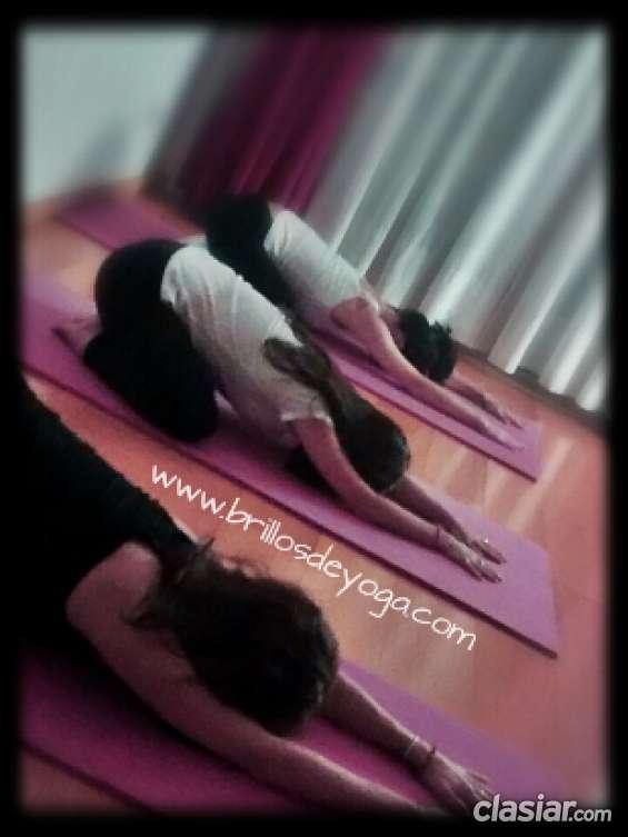 Clases de yoga en paternal