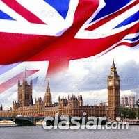 Lengua inglesa: cursos y clases particulares.