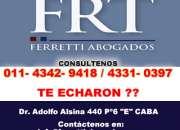 ABOGADOS LABORALISTAS en centro Contacto directo al  *43310397*