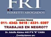 ABOGADOS  FLORES Llame al  4331 0397
