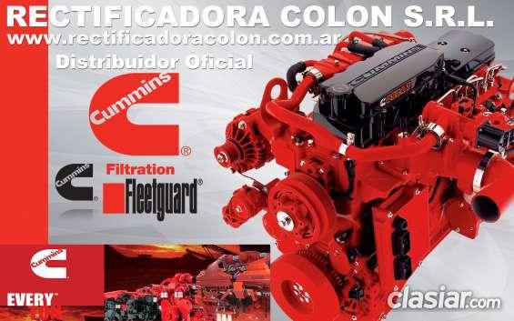 Rectificadora colon: rectificación de motores para generadores