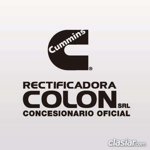 Rectificadora colon: rectificación de motores para maquinas de campo