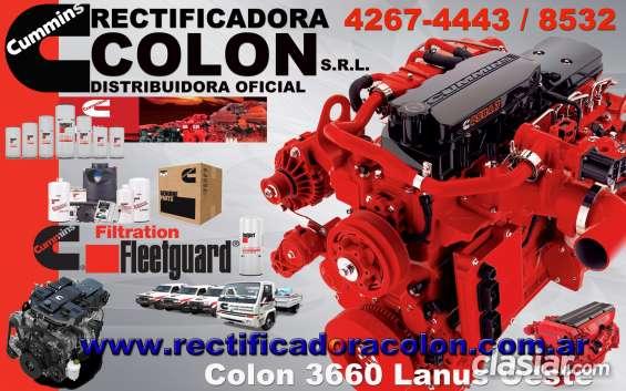 Fotos de Rectificadora colon: rectificación y servicios de motores para camiones y colect 8