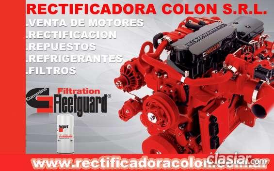 Fotos de Rectificadora colon: rectificación y servicios de motores para camiones y colect 6