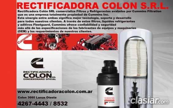 Fotos de Rectificadora colon: rectificación y servicios de motores para camiones y colect 7