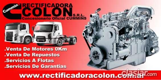 Fotos de Rectificadora colon: rectificación y servicios de motores para camiones y colect 2