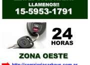 Llaves Codificadas de Autos  San Andres Tfno *15 5953 1791*  San Martin
