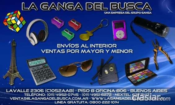 Mayorista de polirrubro , herramientas, computación,regalos,relojeria, electronica, bazar,