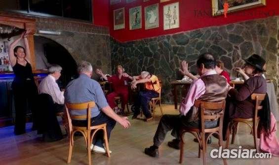Clases de tango terapia gratuitas para personas con parkinson