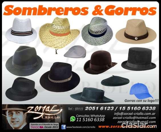 Sombreros varios modelos