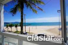 Canasvieiras frente al mar-florianópolis-brazil-ap 2dorm financiamiento